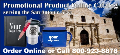 Promotional Products San Antonio, Texas